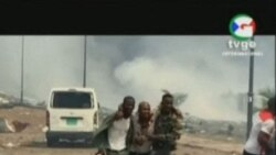 Explosions de Bata: le bilan s'est alourdi