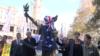民主女神像悉尼揭幕(悉尼民主平台提供)