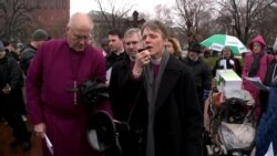 US Clergy Speak Out For, Against, Gun Control