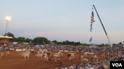 Elk City Rodeo, September 4, 2015