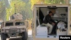 """نیروهای همکار امنیت ملی افغانستان در هلمند، به """"سونگریان"""" مشهور اند"""