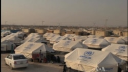 Syrian Refugees Struggle in Jordanian Camps