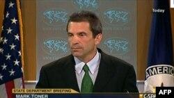 Amerika Dışişleri Bakanlığı Sözcüsü Mark Toner