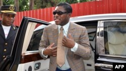 Wakil Presiden Guinea Khatulistiwa, Teodorin Obiang Nguema (foto: dok).