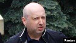 烏克蘭臨時總統圖奇諾夫