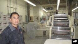 Tim Louie kaže da je proizvodnja kolačića sreće četvrtina njegova ukupnog poslovanja