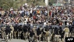 'Irak'ta Göstericiler Haksız Yere Gözaltına Alınıyor' İddiası