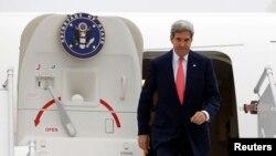 美國國務卿克里推遲訪問北非