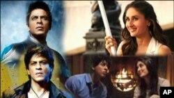 """شاہ رخ خان کی نئی فلم """"را۔ون"""" کے گلی گلی چرچے ، ڈھائی ارب خرچ"""
