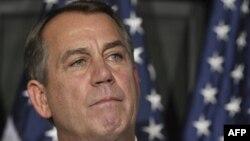 Cuộc biểu quyết dự luật do Chủ tịch Hạ viện John Boehner đề xuất dự trù diễn ra hôm thứ Năm nhưng đã được hoãn lại