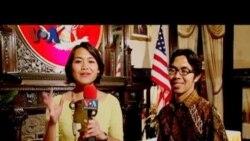 Film Negeri 5 Menara dan Karir Ahmad Fuadi Sebagai Penulis Novel - VOA Career Day