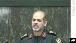 Iran's New Defense Minister