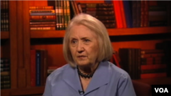 میلان ورویر، رئیس انستتیوت زنان، صلح و امنیت در پوهنتون جورج تاون