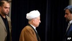 El ex presidente iraní Akbar Hashemi Rafsanjani, fue figura clave en la fundación de la República Islámica en 1979.