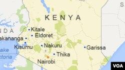 Eneo la ajali Kenya
