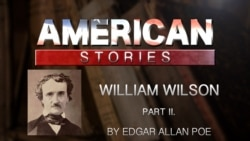 William Wilson by Edgar Allan Poe, Part Two