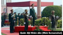 Quan hệ Việt Nam-Ấn Độ (VOA-Linh Đan)
