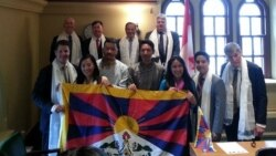 Young Tibetan Interns at Canadian Parliamentary Offices