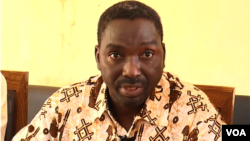 Sahabi Bakasso, secrétaire général du SNECS