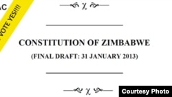 Constitution making process