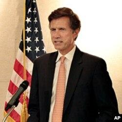 負責中亞和南亞事務的助理國務卿羅伯特‧布雷克