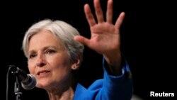Ứng viên Jill Stein của Đảng Xanh thông báo sẽ thúc đẩy kiểm phiếu lại toàn bang ở Michigan, Pennsylvania và Wisconsin.