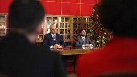 """Rama: """"Do të rregullojmë ekonominë dhe drejtësinë. Këto duan më shumë shqiptarët."""""""