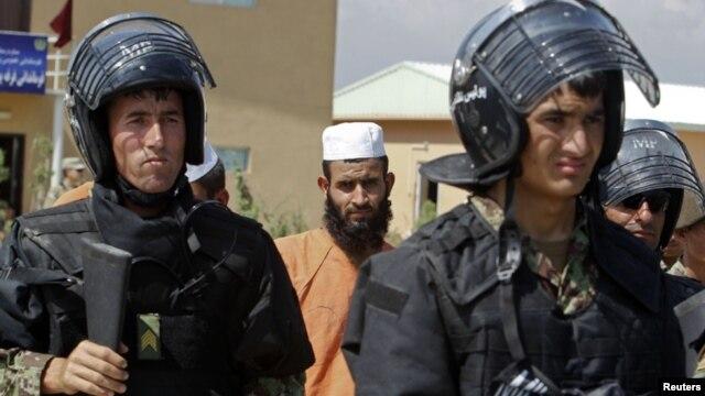 En septiembre pasado EE.UU. transfirió el control de la prisión en Bagram a las fuerzas afganas.