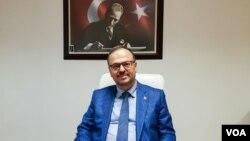 Yüksek Seçim Kurulu (YSK) AKP Temsilcisi Yıldız Seferinoğlu