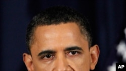 با لآخرقذافی دست بردارہوجائیں گے: اوباما
