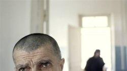 Patient at a mental health institution in Georgia's separatist region of Abkhazia last December