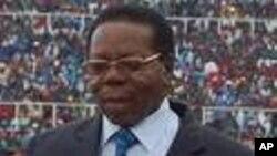 Presidente Bingu wa Mutharika