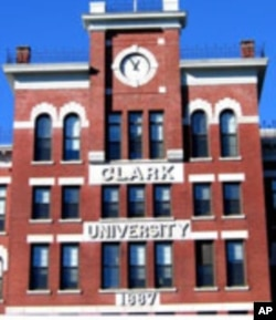 Clark University Gives Laura Hansen a Full Experience of Life in America