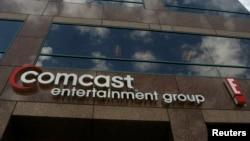 Oficinas de Comcast en Los Ángeles.