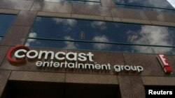 Comcast abandona su plan de adquirir Time Warner por un valor de $ 45.200 millones de dólares.