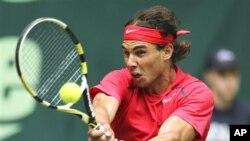 Rafael Nadal terakhir kali tampil di Basel tahun 2004 (foto: dok).