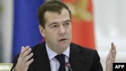 Tổng Thống Medvedev mô tả tình hình tại Nhật Bản là một thảm họa vô cùng to lớn