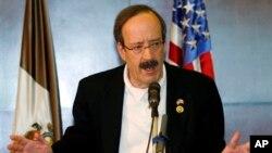 美國聯邦眾議院外交關係委員會民主黨首席委員恩格爾 (資料圖片)
