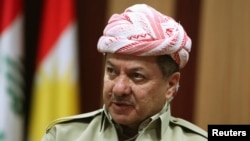Masoud Barzani, president of Iraqi Kurdistan, is to visit Turkey on Dec. 9, 2015.