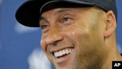 Derek Jeter se retirará después de la temporada 2014.