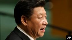 چینی صدر شی جنپنگ