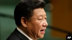 China continuará rafiticando el orden internacional, dijo el presidente Xi Jinping en su discurso a la Asamblea General de la ONU.