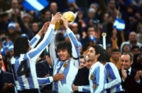 1978: Argentina.
