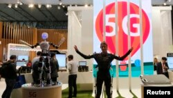 سرعت انتقال داده های دیجیتال از طریق شبکه های 5G دستکم ۱۰ برابر 4G باشد.