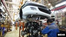 """خبرگزاری جمهوری اسلامی، ایرنا می گوید شرکت مشترک ایران خودرو- پژو به نام """"ایکاپ"""" روز سه شنبهبه صورت رسمی آغاز به کار کرد."""