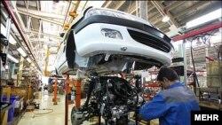خودرو بزرگترین شرکت موترسازی ایران است.