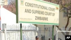 Dare reConstitutional Court muHarare.