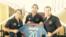 اکثر بازیکنان تیم ملی کرکت افغانستان در این پیراهن امضا کرده اند