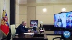 Russie: Charia Kura Ka niasy Jamana Kuntigiwma (Vladimir Poutine)