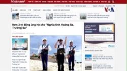Việt Nam dựng đài tưởng niệm chiến sĩ Gạc Ma